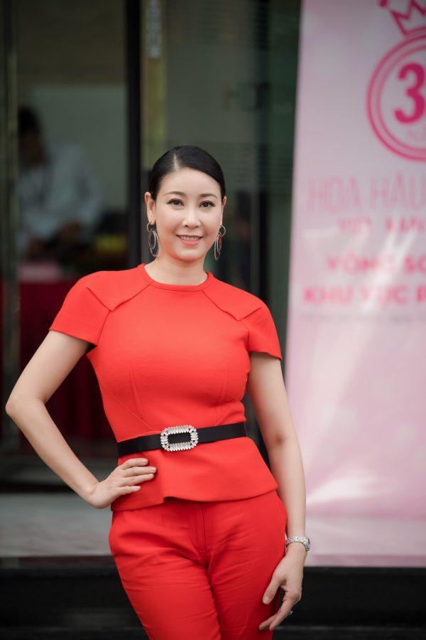 lộ diện 31 thí sinh hoa hậu việt nam 2018