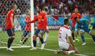 Tây Ban Nha hào Morocco 2-2