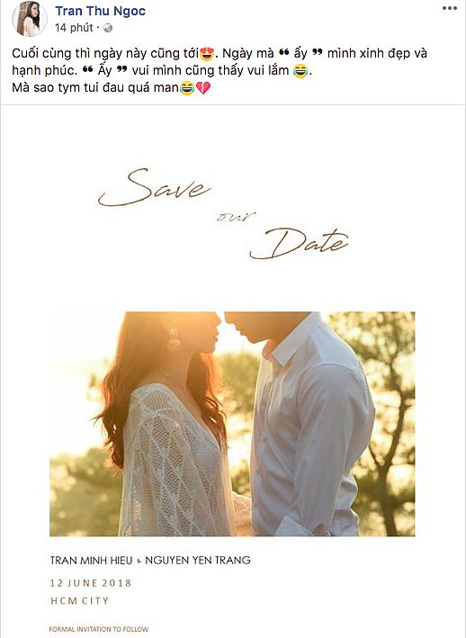yến trang tổ chức đám cưới với người yêu sau 3 năm hẹn hò