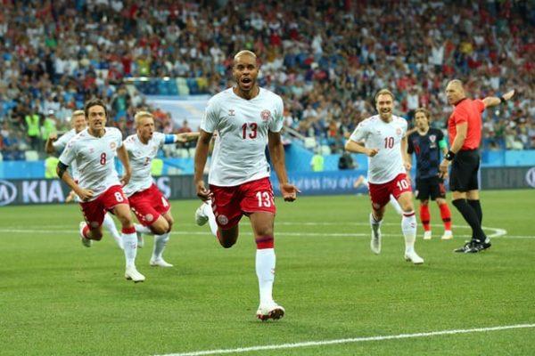 Croatia vượt qua Đan Mạch  vào tứ kết sau loạt sút luân lưu