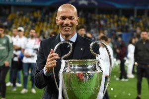 Zidane có thể tái ngộ Ronaldo tại Juventus