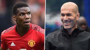 Pogba sẽ không từ chối cơ hội được Zidane dẫn dắt