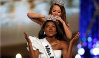 Người đẹp Nia Franklin đăng quang Hoa hậu Mỹ 2018
