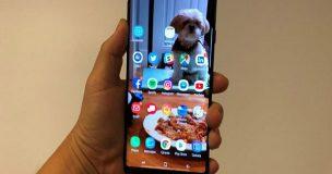 """Tính năng trên Samsung Galaxy Note 9 """"ăn đứt"""" iPhone"""