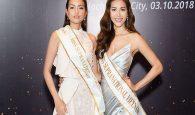 Minh Tú đại diện Việt Nam tham dự Hoa hậu siêu quốc gia 2018