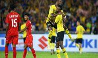Malaysia đánh bại Myanmar 3-0, cùng tuyển Việt Nam vào bán kết