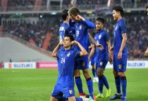 Thái Lan đại thắng Indonesia 4-2 trên sân nhà
