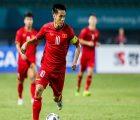 Cầu thủ Văn Quyết mang băng đội trưởng ĐT Việt Nam tại AFF Cup