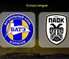 Nhận định PAOK vs BATE Borisov