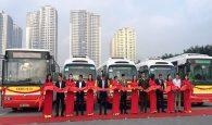 Hà Nội mở thêm 4 tuyến buýt mới kết nối với ngoại thành