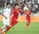 Việt Nam thua ngược Iraq ngày ra quân Asian Cup 2019