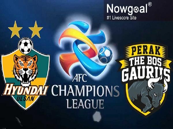 Nhận định Ulsan Hyundai vs Perak