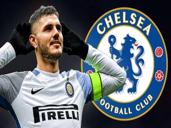 Chelsea quan tâm tới tương lai của Icardi.