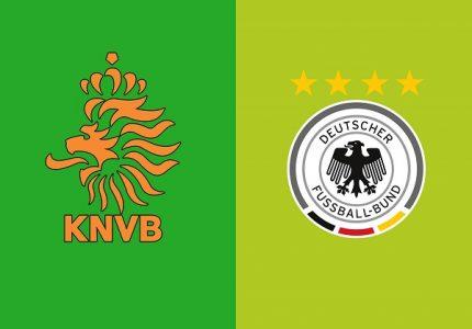 Nhận định Hà Lan vs Đức, 2h45 ngày 25/03
