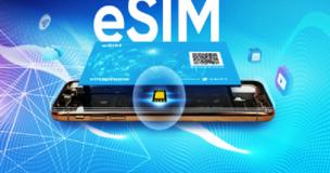 Chính thức VinaPhone phát hành eSIM cho khách hàng