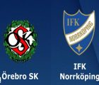 Orebro vs Norrkoping