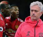 Mourinho vạch trần chân tướng bộ đôi người Pháp Pogba - Martial