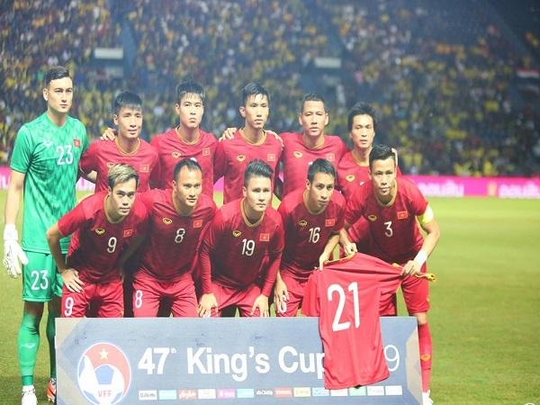 Nhận diện đối thủ tiềm năng của Việt Nam tại vòng loại World Cup 2020