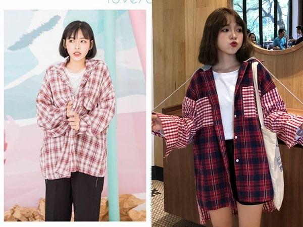 Các kiểu áo sơmi nữ dễ thương được săn lùng nhiều nhất 2019