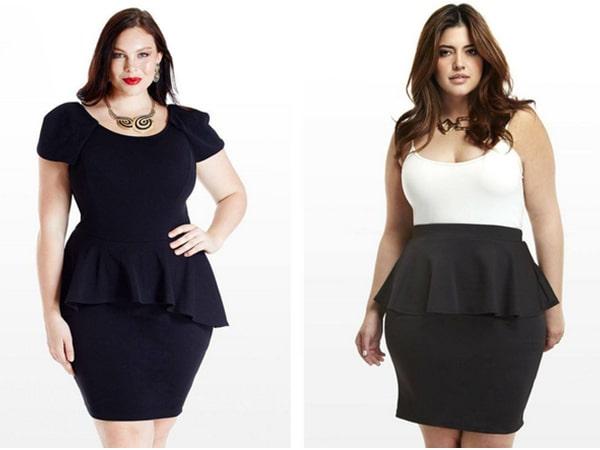 Thời trang cho người béo - Bí quyết mặc đẹp cho nàng béo