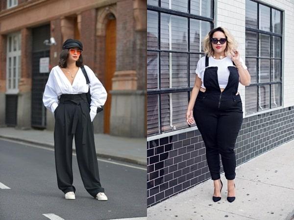 """Tất tần tật cách mặc đồ cho người mập trở nên """"high fashion"""""""