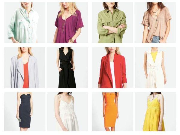 Nằm lòng cách phối màu quần áo chuẩn như fashionista