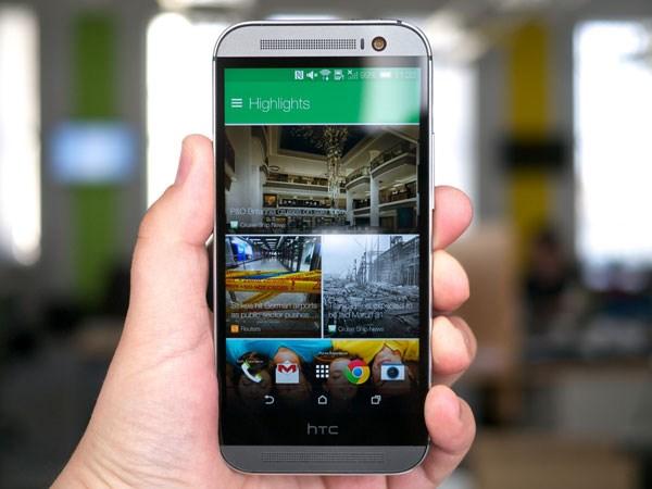 Đánh giá HTC One: Thiết kế quyến rũ, camera ấn tượng