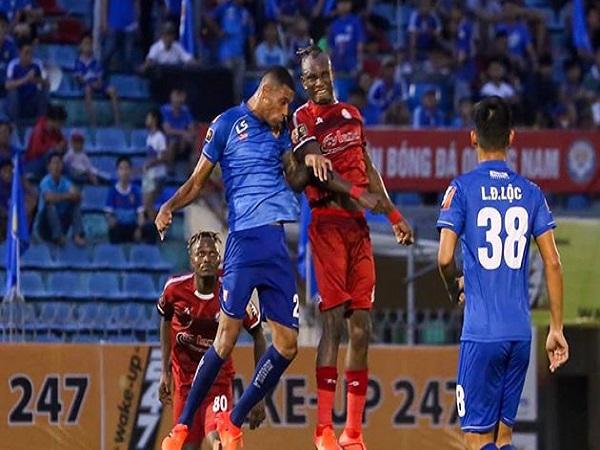 Vòng 20 V-League đang rối não với cuộc chiến trụ hạng