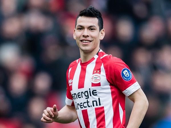 Lozano sắp đến Napoli với giá 42 triệu Euro