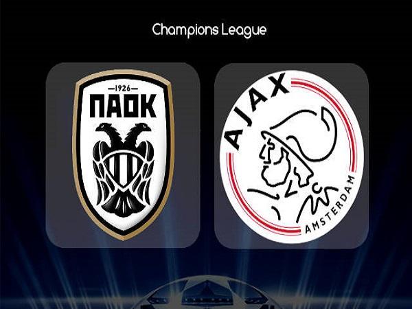 Nhận định PAOK vs Ajax, 0h00 ngày 7/08