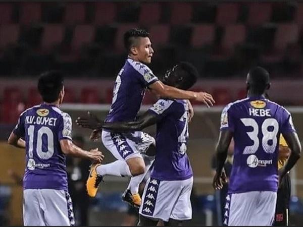 Bị loại, CLB Hà Nội vẫn lập kỷ lục ở AFC Cup