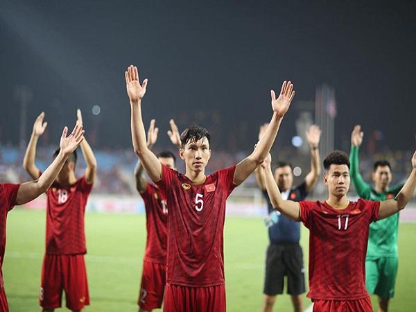 Việt Nam áp lực chiếc vé World Cup