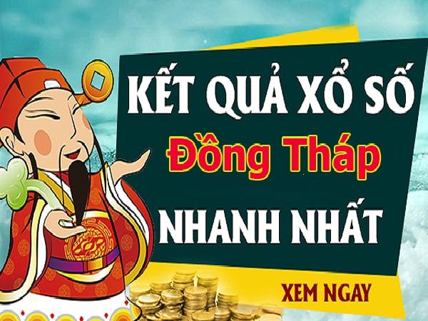 Soi cầu XS Đồng Tháp chính xác thứ 2 ngày 28/10/2019