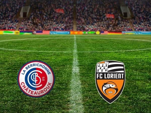 Nhận định kèo Chateauroux vs Lorient 2h00, 23/11 (Hạng 2 Pháp)