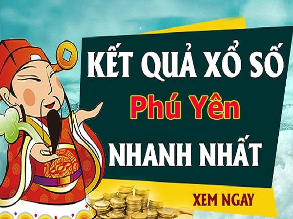 Soi cầu dự đoán XS Phú Yên Vip ngày 4/11/2019