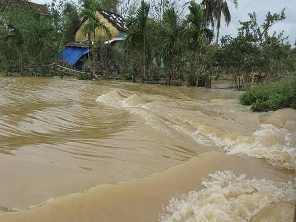 Mơ thấy lũ lụt đánh con gì, điềm báo gì?