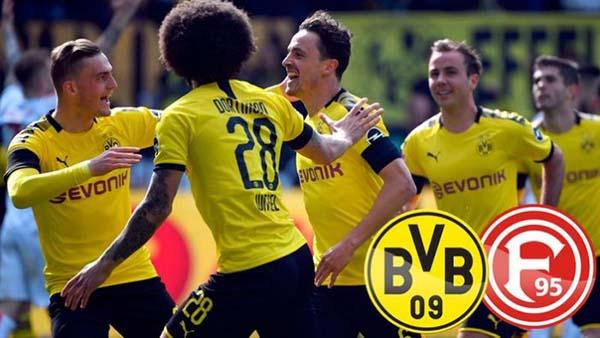 Nhận định trận đấu Dusseldorf vs Dortmund , 21h30 ngày 7/12