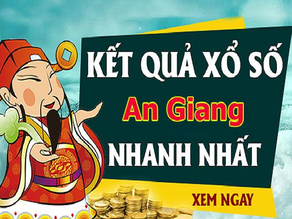 Soi cầu XS An Giang chính xác thứ 5 ngày 19/12/2019