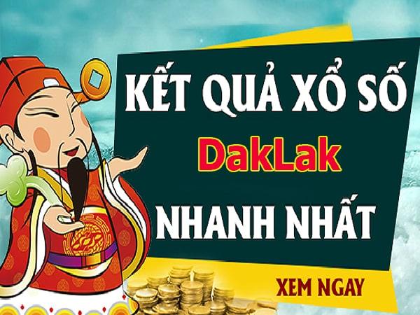 Soi cầu XS Daklak chính xác thứ 3 ngày 03/12/2019