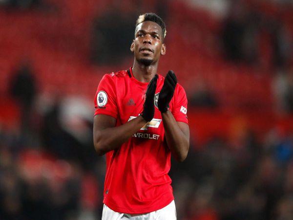 Paul Pogba sẵn sàng ký hợp đồng mới với MU