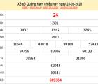 Thống kê KQXSQN- xổ số quảng nam ngày 30/06 của các chuyên gia