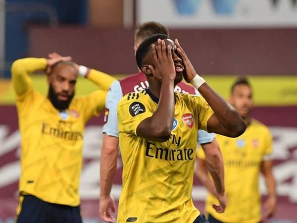 Arsenal đã có màn trình diễn thảm họa