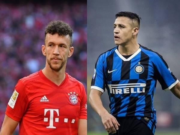 Chuyển nhượng sáng 28/7: Inter đề nghị MU đổi Perisic lấy Sanchez