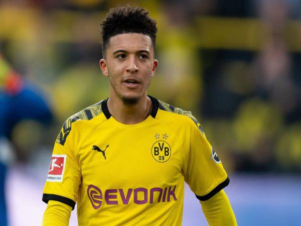 Dortmund mở đường cho MU chiêu mộ Sancho