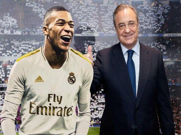 Real Madrid chi 350 triệu euro nổ bom tấn Mbappe