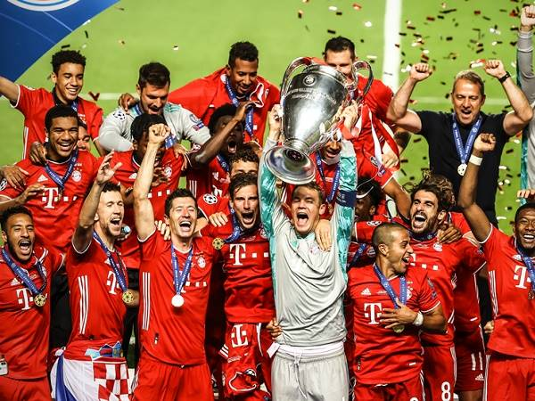 Bóng đá hôm nay 24/8: Bayern Munich lập kỷ lục chưa từng có tại C1