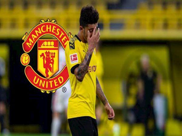 Chuyển nhượng chiều 19/8: Dortmund tuyên bố tương lai của Sancho