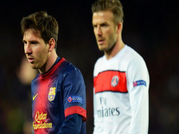 Chuyển nhượng tối 27/8: Beckham lên kế hoạch đưa Messi rời châu Âu