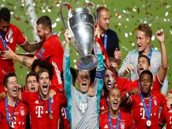 Tin bóng đá trưa 24/8: Bayern Munich vô địch Champions League