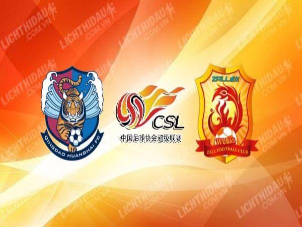 Nhận định soi kèo Qingdao Huanghai vs Wuhan Zall, 17h00 ngày 1/9